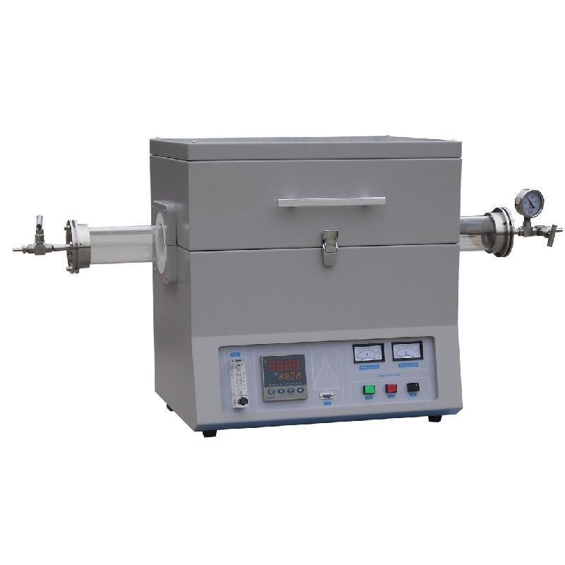真空管式炉真空气氛管式炉1600度真空气氛炉