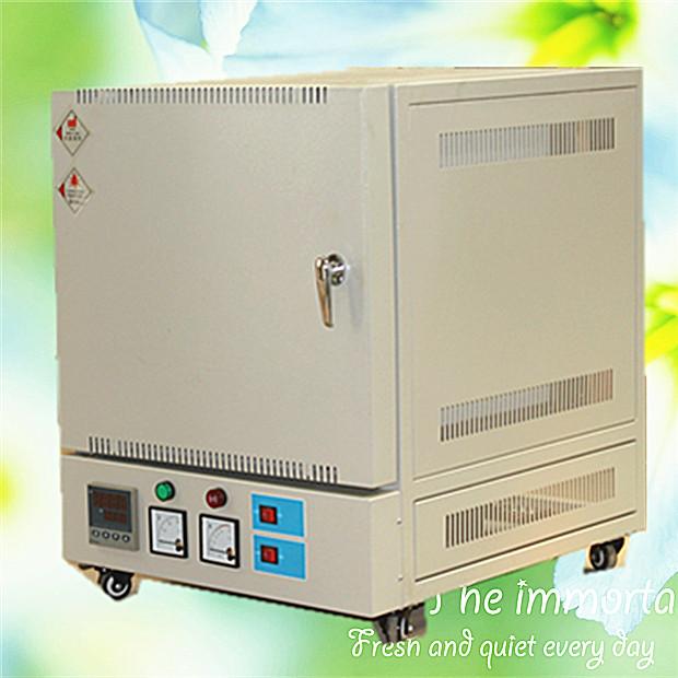 BZ-10-12TP一体式陶瓷纤维程序控温马弗炉
